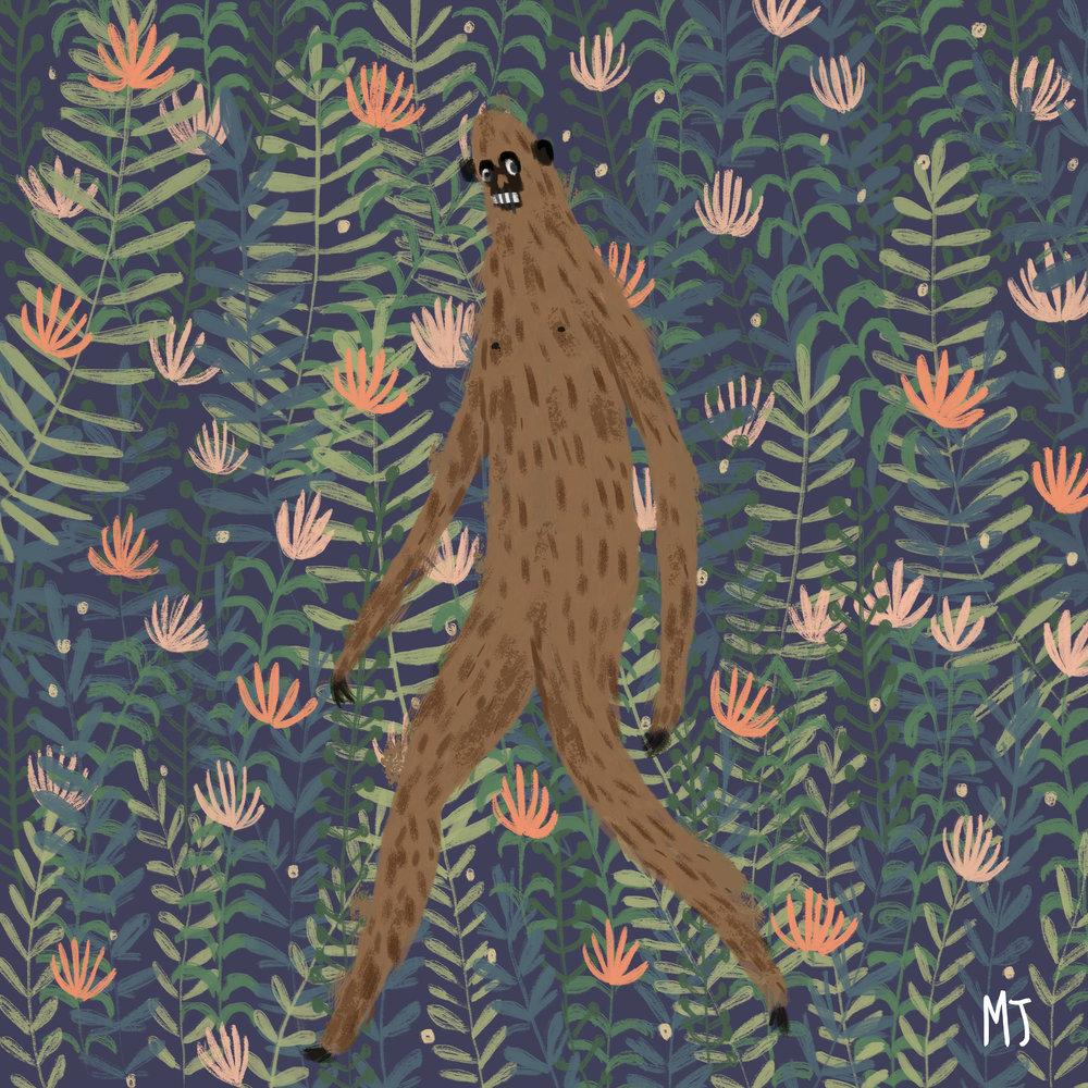 Bigfoot, 2017