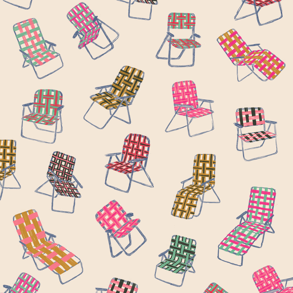 Lawnchairs, 2018