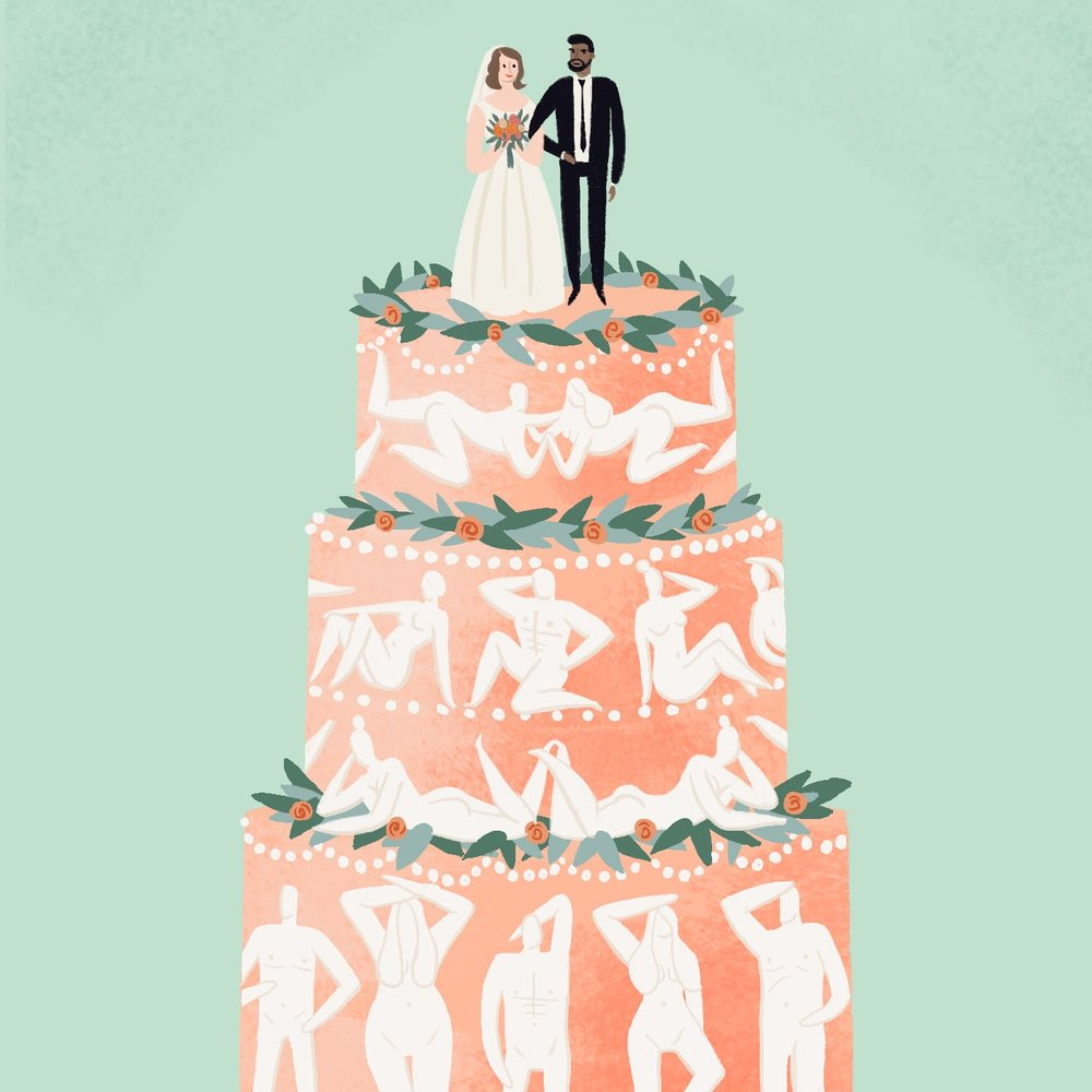 """The Wedding Hookup: An Overstated Stereotype or Very Much a Thing?"""