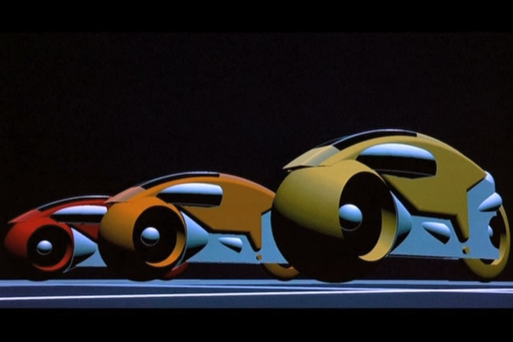Tron LightCycles By Syd Mead.jpg