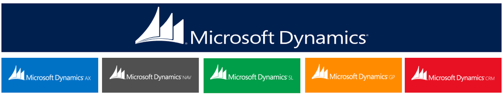 MICROSOFT DYNAMICS ERP SOFTWARE PRODUCT FAMILY
