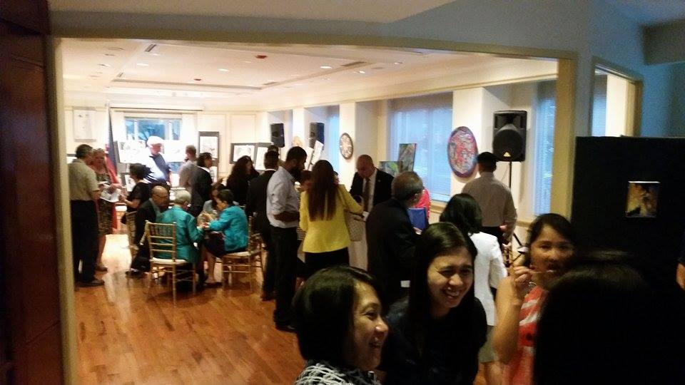 Thank you to those who came out to support the Arts in Humanity: An Exhibit for Nepal!