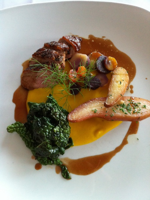 Organic Roasted Duck Breast