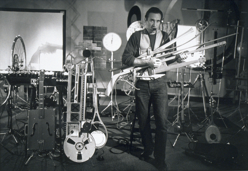 Bumbershoot Festival, Seattle 1984