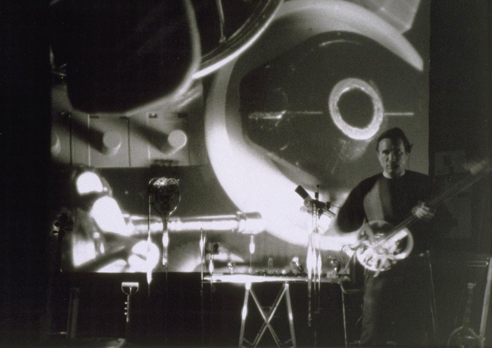 Experimental Intermedia, NYC  1993