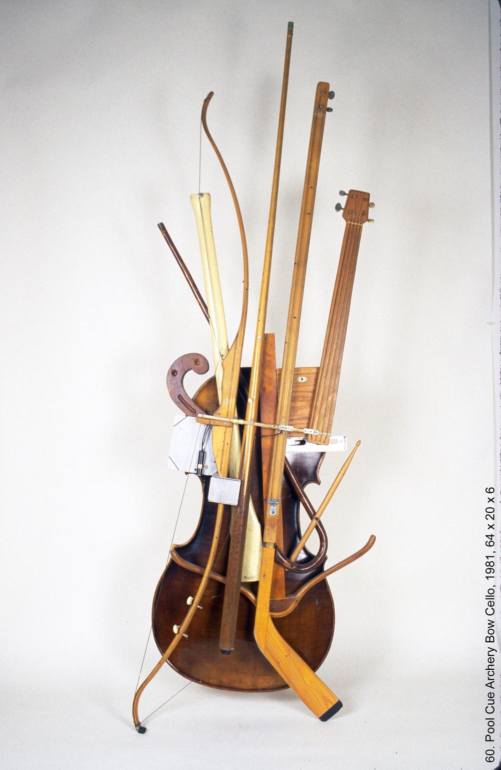 instruments  u2014 ken butler u0026 39 s hybrid visions