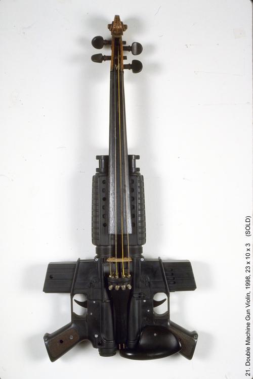 string machine gun