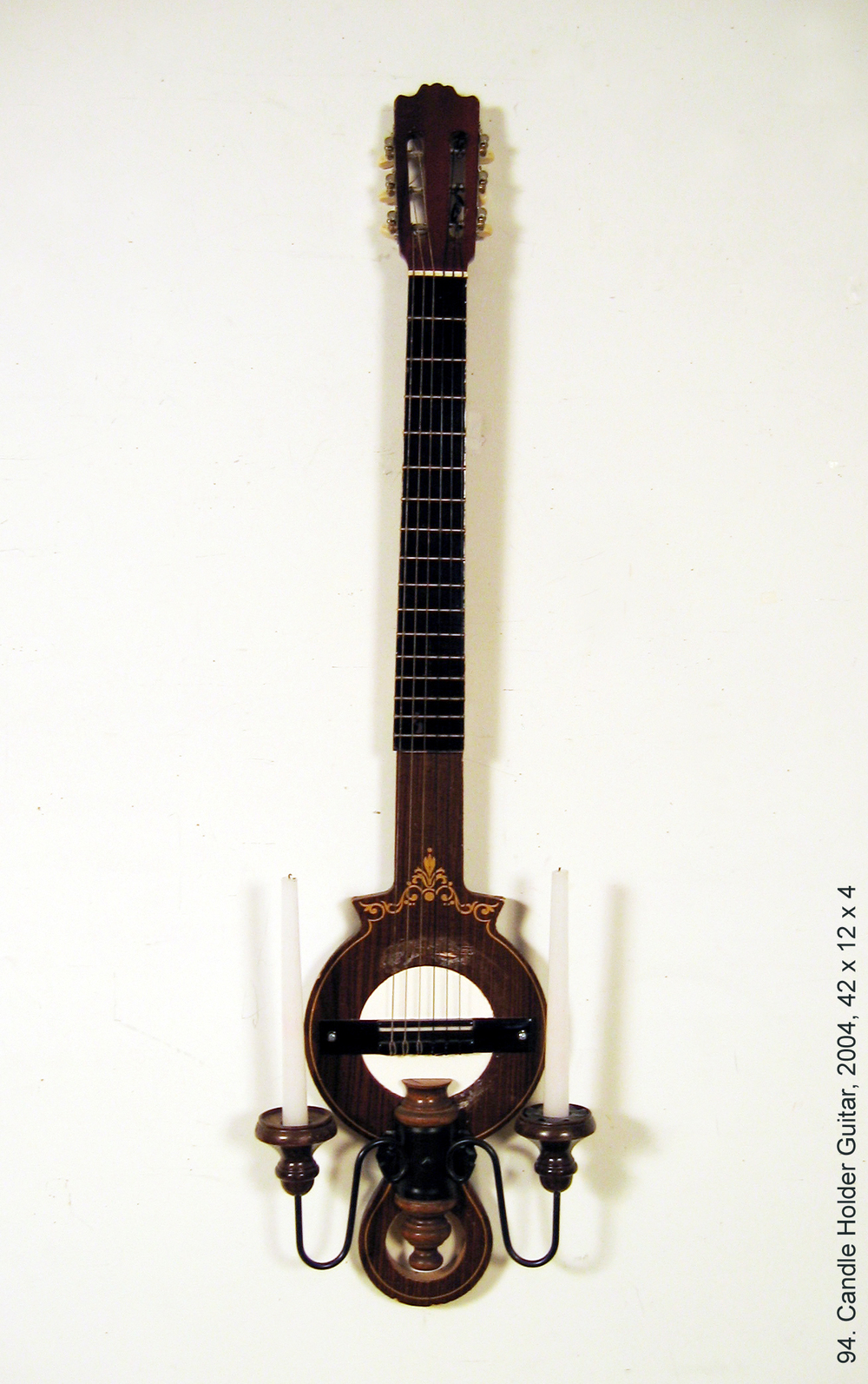 94 Candle Holder Guitar wt.jpg