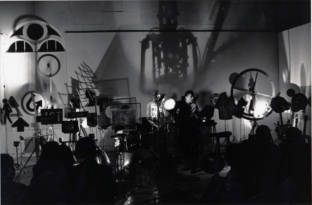 The Art Gym, Marylhurst University, Ore, 1986