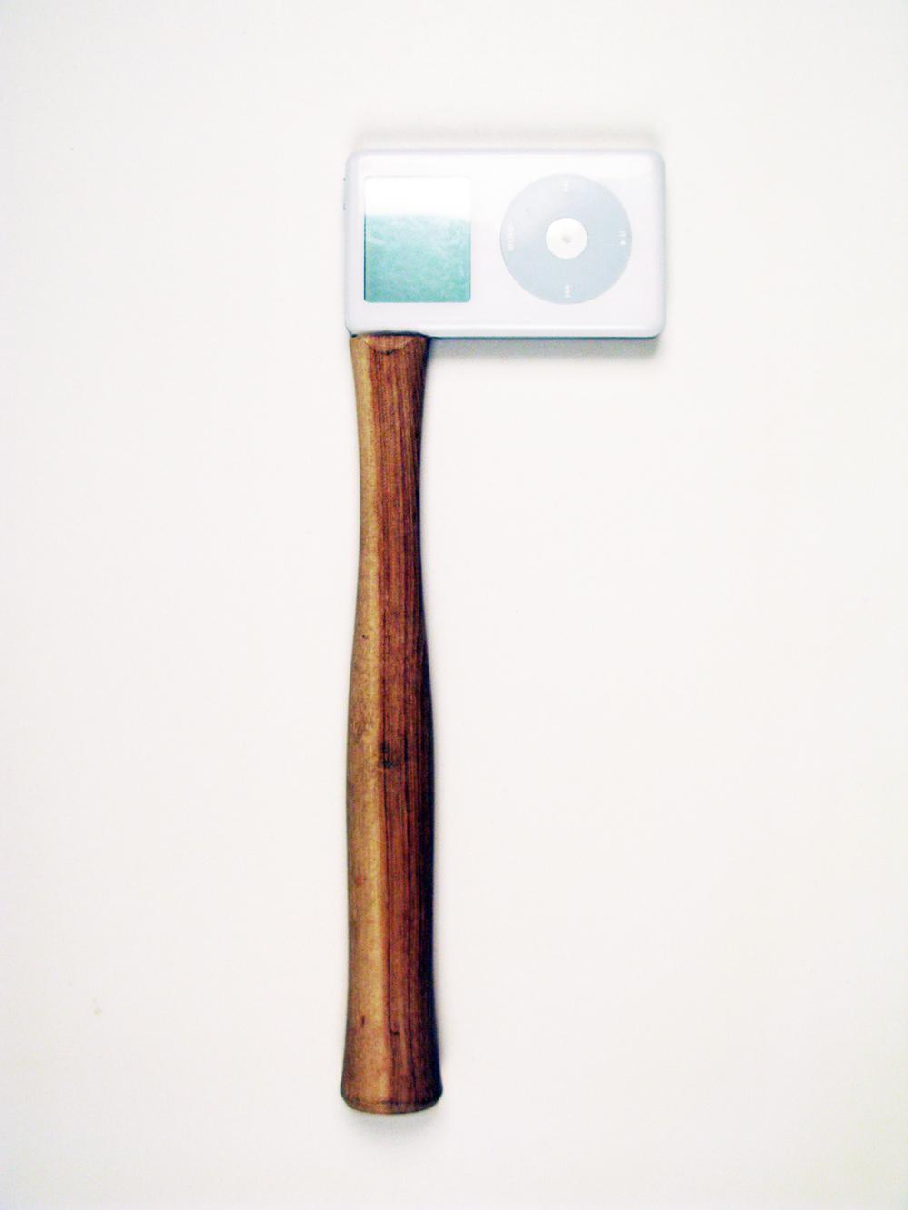 Modern Hammer White Pod.jpg