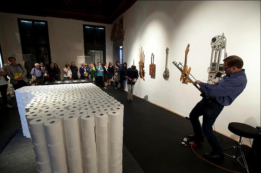 Art Or Sound, Prada Foundation, Venice 6/14