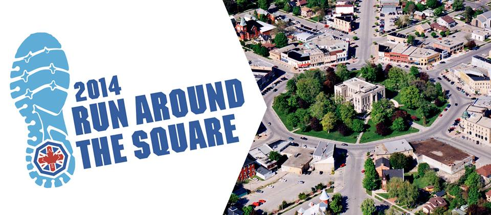 RUn Around The Square 2015