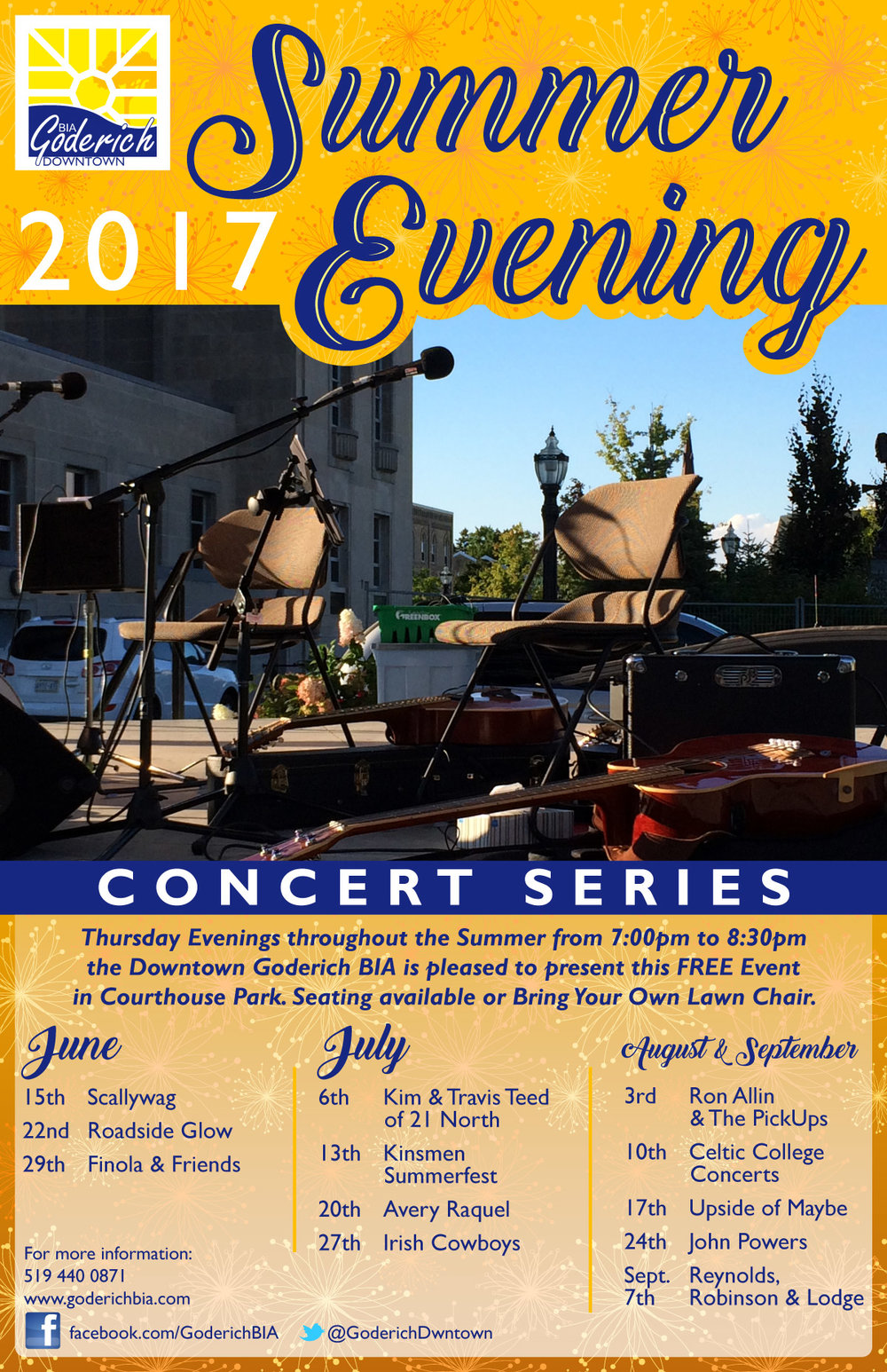 BIA Summer Evening Concert Series