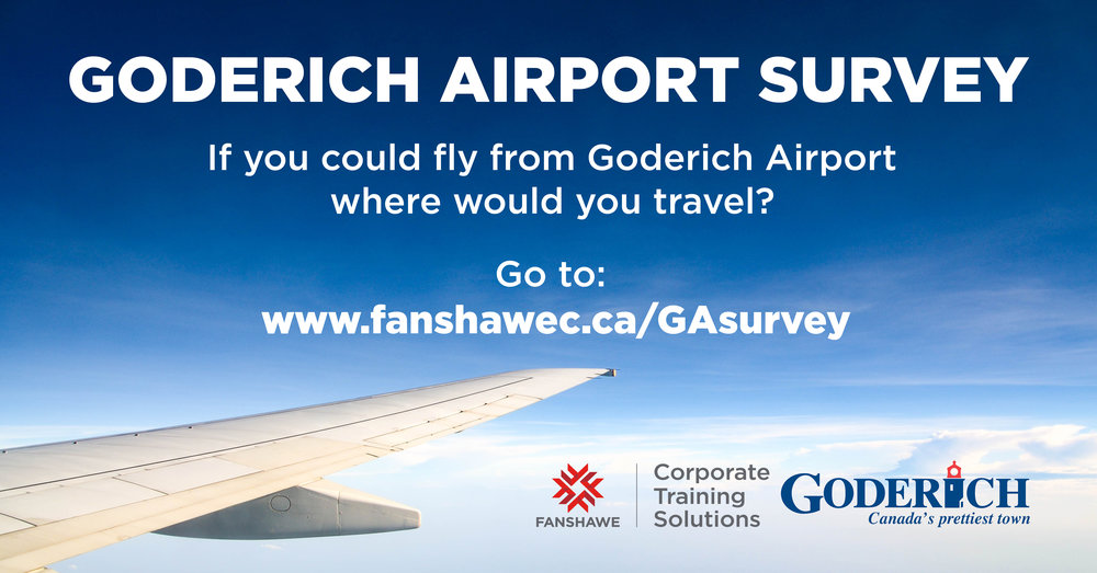 Goderich Airport Survey