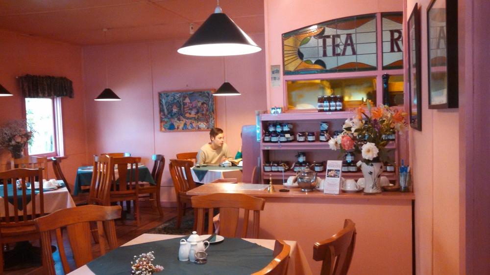 Megalong Valley Tea Room, my favorite.