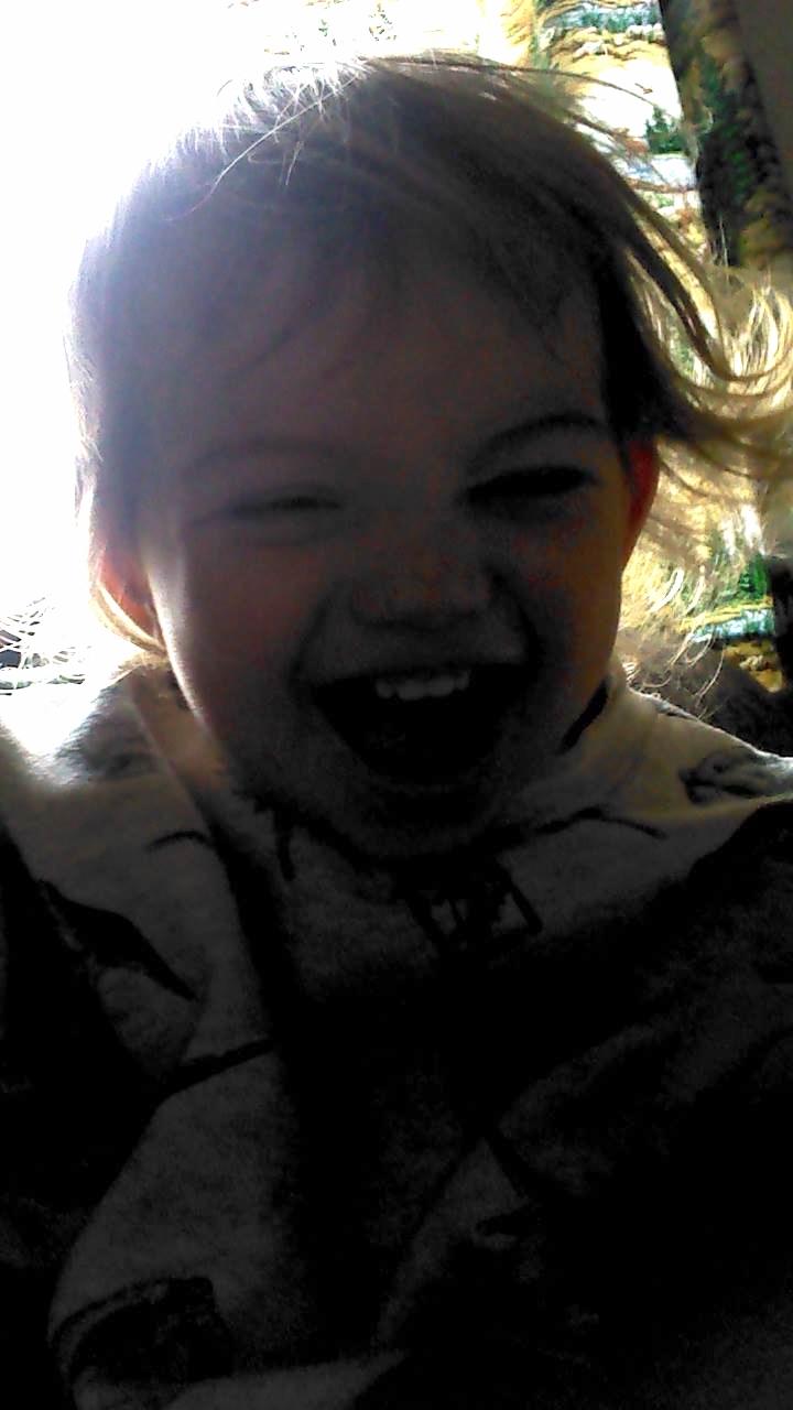 A Noah selfie.