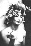 FLOWER VASE Ming Vauze, Wigstock '88 photo: Todd Eberle