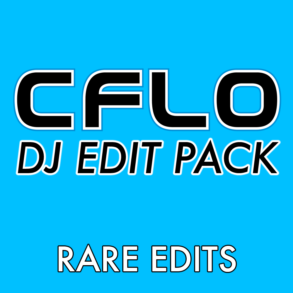 rare edits - a must have for DJs!