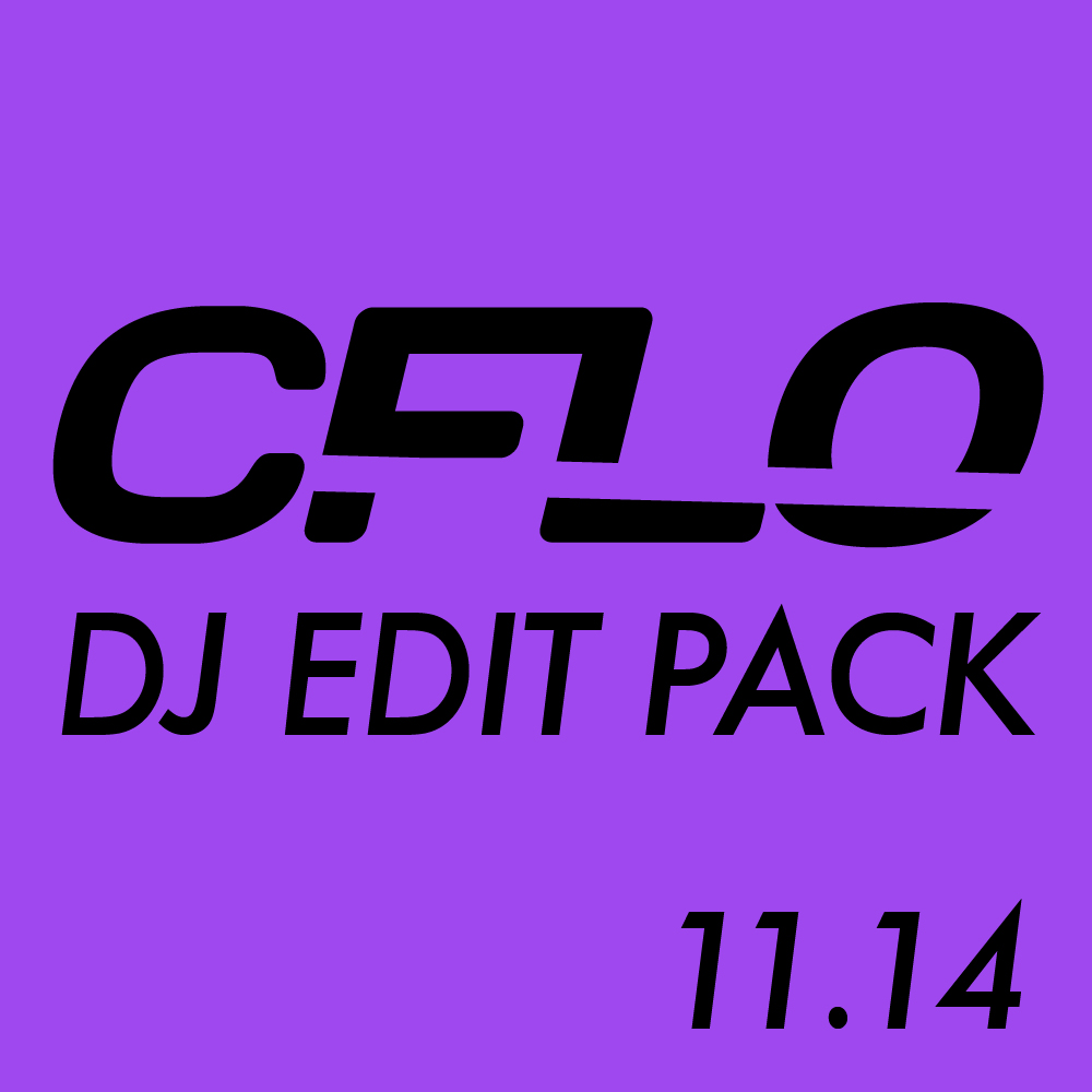 NOVEMBER 2014 2 Chainz ft Young Thug - Dresser (CFLO Edit) Big Pun ft Ashanti - How We Roll (CFLO Edit) Christina Aguilera - Dirrty (CFLO Drop Edit) Da Brat ft Tyrese - What'chu Like (CFLO Edit) DJ Jean - The Launch (CFLO Edit) DJ Sammy - Heaven (CFLO Edit) Drake - How Bout Now (CFLO Edit) Justin Timberlake - Lovestoned (CFLO Edit) Kanye West & Jay-Z - Gotta Have It (CFLO Edit) Kinfolk Kia Shine - Krispy (CFLO Intro) Manu Chao - Bongo Bong (CFLO Intro) Mariah Carey - Honey (CFLO V2) PARTYNEXTDOOR - Right Now (CFLO Intro) PARTYNEXTDOOR ft Drake - Over Here (CFLO Intro) Sagat - Funk Dat (CFLO Intro) The Temptations - My Girl (CFLO Edit) The Weeknd ft Drake - The Zone (CFLO Edit) Usher - My Way (CFLO Edit)