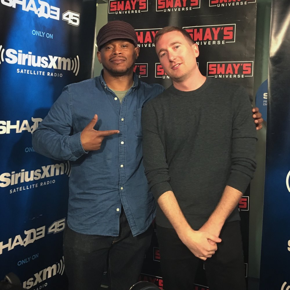 Sway In The Morning (May 2017)