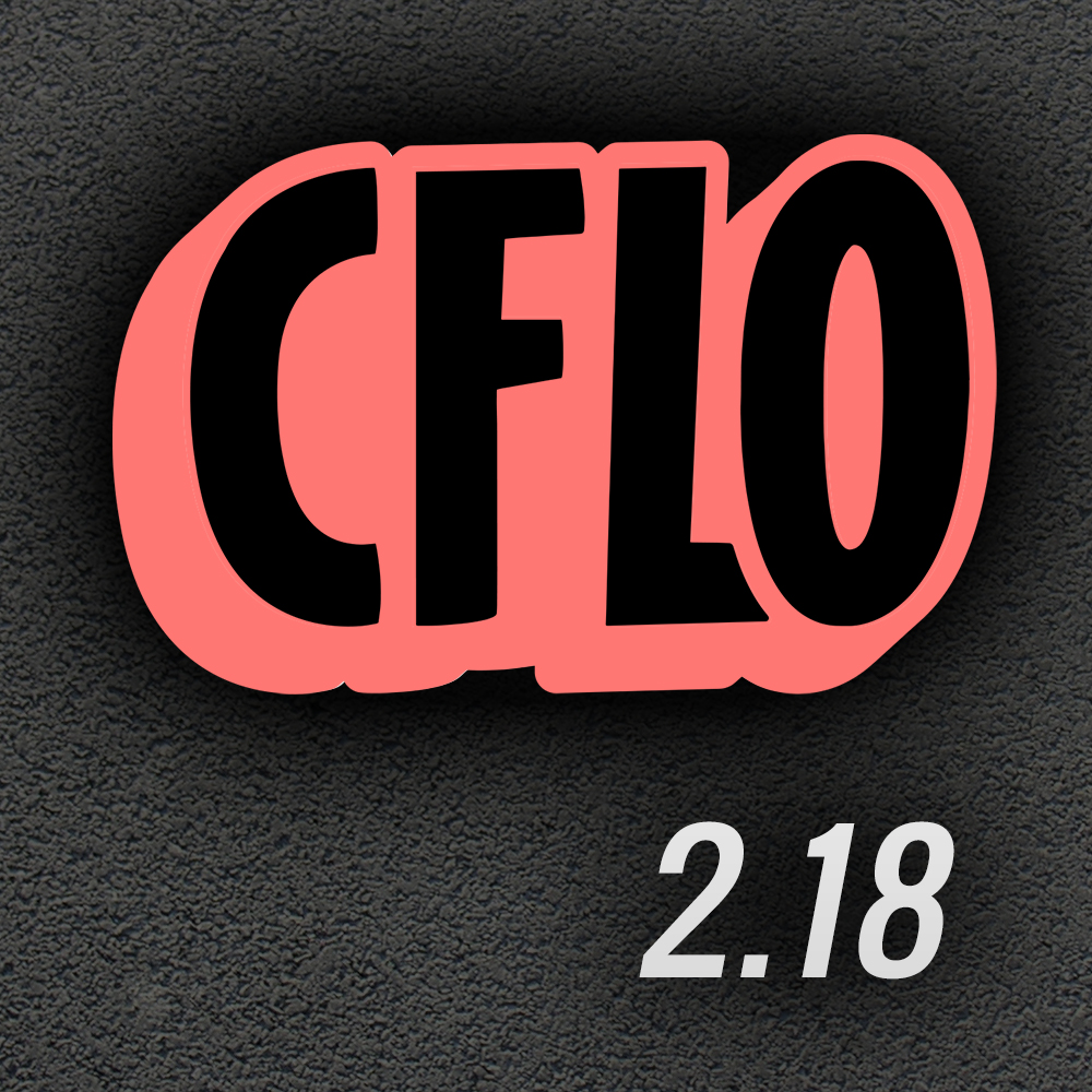 FEBRUARY 2018  Amy Winehouse - Rehab (CFLO Intro) Gucci Mane ft Migos - I Get The Bag (CFLO Edit) Gucci Mane ft Migos - I Get The Bag (CFLO Half Verse) Justin Bieber ft Ludacris - Baby (CFLO Intro) Kanye ft CamRon - Gone (CFLO Intro) Kesha - TiK ToK (CFLO Intro) Lil Troy - Wanna Be A Baller (CFLO Intro) Lil Wayne - A Milli (CFLO Edit) Lil Wayne ft Drake - She Will (CFLO Intro v2) Michael Jackson - Shake Your Body (Down to the Ground) (CFLO Edit v3) Michael Jackson - Smooth Criminal (CFLO Intro v3) Miguel - Quickie (CFLO Intro) Notorious BIG - Big Poppa (CFLO Intro) The O'Jays - Love Train (CFLO Edit) The Weeknd - Be God (CFLO unreleased) Waka Flocka Flame ft Roscoe Dash & Wale - No Hands (CFLO Intro) Young Money ft Lloyd - BedRock (CFLO Hook 1st) Young Money ft Lloyd - BedRock (CFLO Intro)