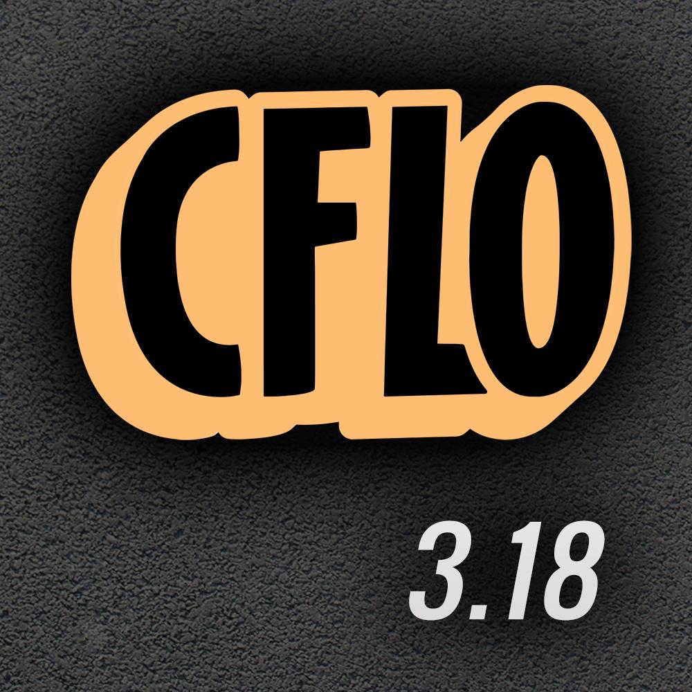 MARCH 2018  Avirl Lavigne - Complicated (CFLO Intro) Blackeyed Peas - I Gotta Feeling (CFLO Edit v3) Chaka Demus & Pliers - Murder She Wrote (CFLO Edit) Don Omar - Dile (CFLO Short) Drake - Up All Night (CFLO Short) Kanye West - Gone (CFLO V2) Kelly Rowland ft Lil Wayne - Motivation (CFLO Mixshow - Full) Kelly Rowland ft Lil Wayne - Motivation (CFLO Mixshow - No Wayne Short) Konshens - Bruk Off Yuh Back (CFLO Intro) Mariah Carey - It's Like That (CFLO Intro) Mariah Carey - It's Like That (CFLO JD Intro)) Nick Jam - Hasta El Amanecer (CFLO Edit) Nick Jam - Hasta El Amanecer ENGLISH (CFLO Edit) Notorious BIG - Hypnotize (Single - CFLO Short) Popcaan ft Drake - Controlla (CFLO OG Edit) Rihanna ft Ne-Yo - Hate That I Love You (CFLO Intro) Snakehips ft MO - Don't Leave (Throttle Remix - CFLO Edit)