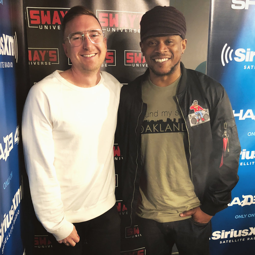Sway In The Morning (April 2018)