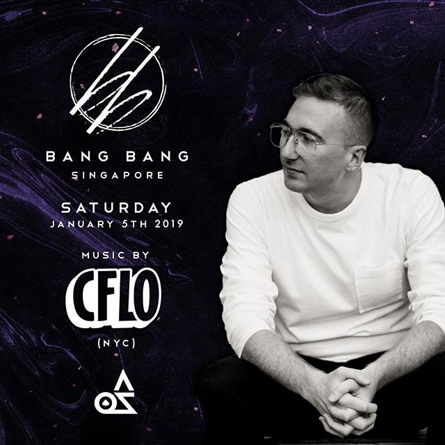 excited to be making my debut @bangbang_sg tonight in Singapore 🇸🇬 kicking off 2019 with a major milestone in my career, this will be my first time playing in Asia. I never thought DJing would take me all the way across the world, and I feel incredibly lucky to be able to experience different places & cultures through pursuing my career in music. HUGE thank you to everyone who has supported me along the way, and I am excited to see what more this crazy journey has in store 🙏🏼