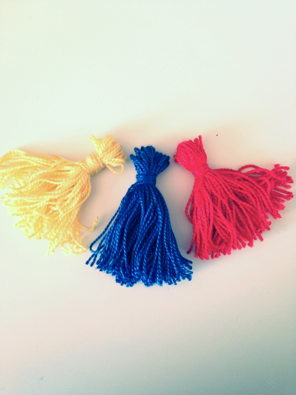 Cotton Tassels