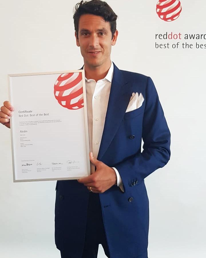 francesco meda Red dot award.JPG