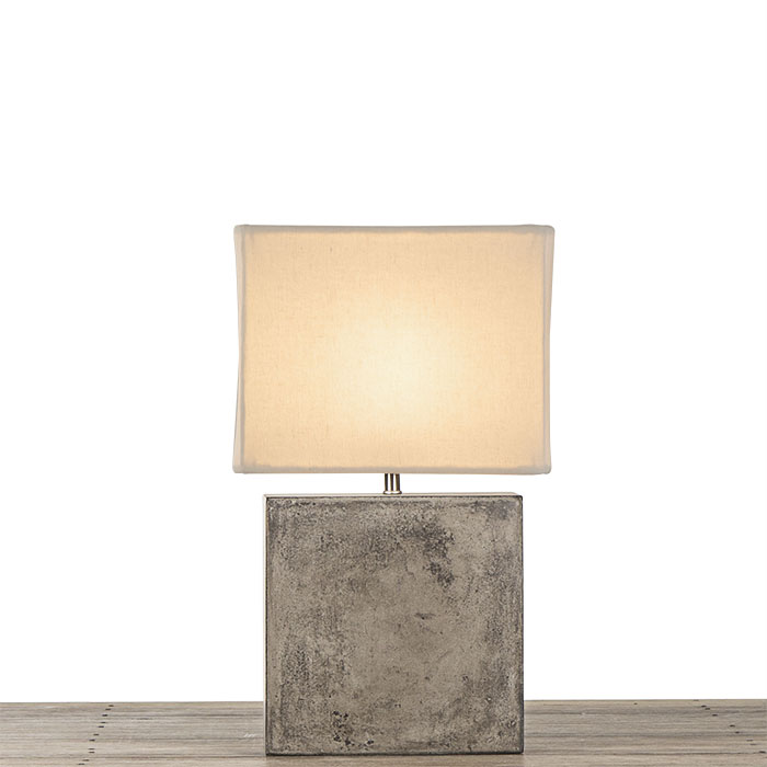 """Untitled"" Square Lamp"