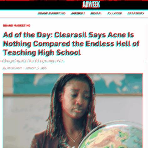 ADWEEK | CLEARASIL