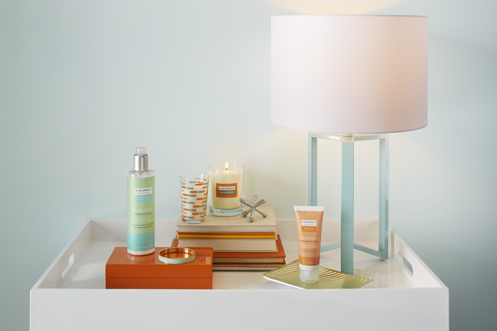 Caldrea Essential Collection Home Fragrance & Body Care