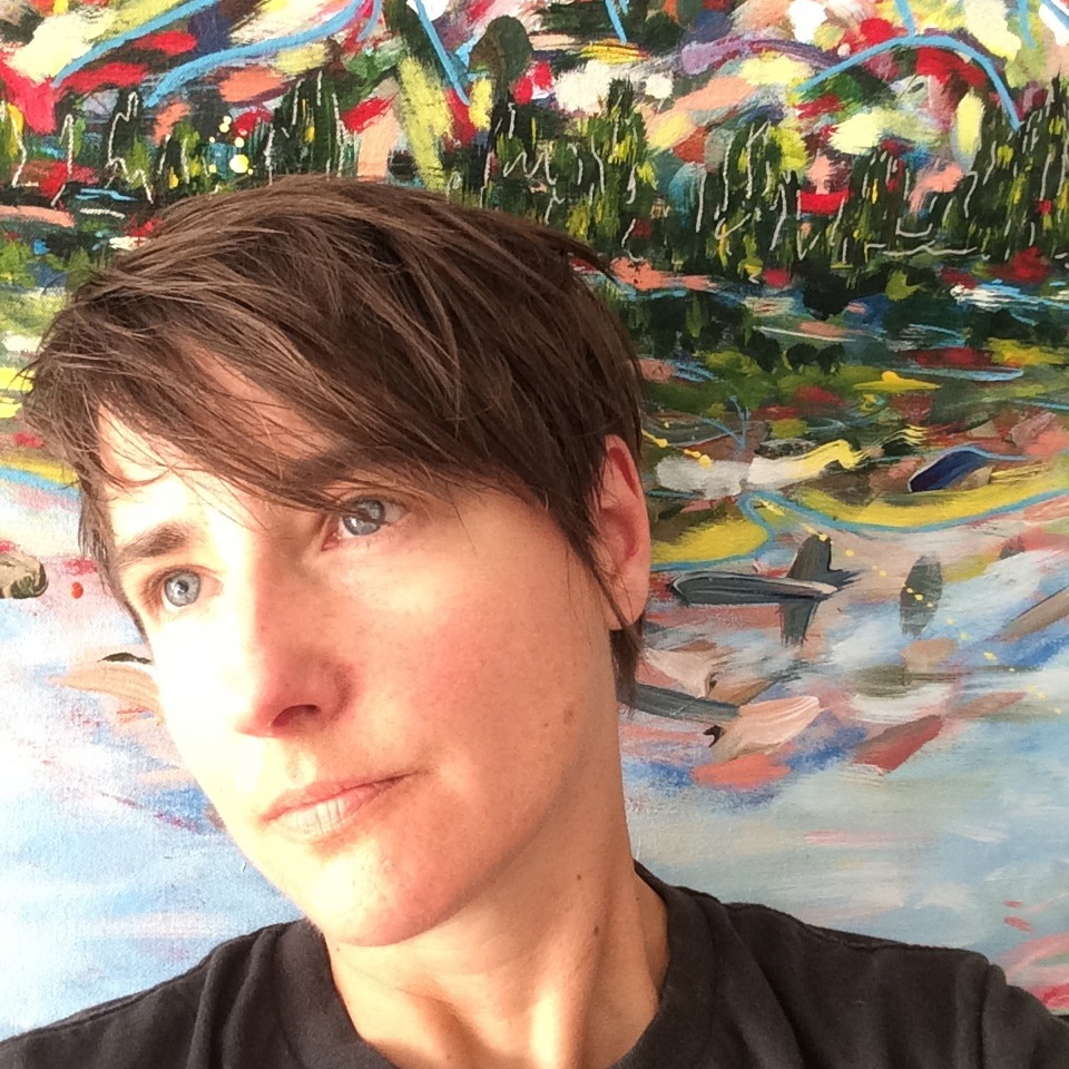 Lisa Heinricks | Painter | Writer | Thinker