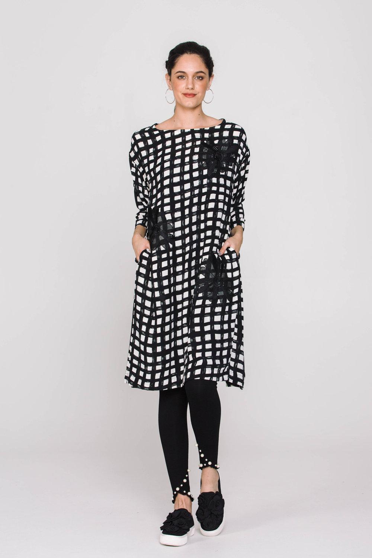 6119X Sparrow Dress