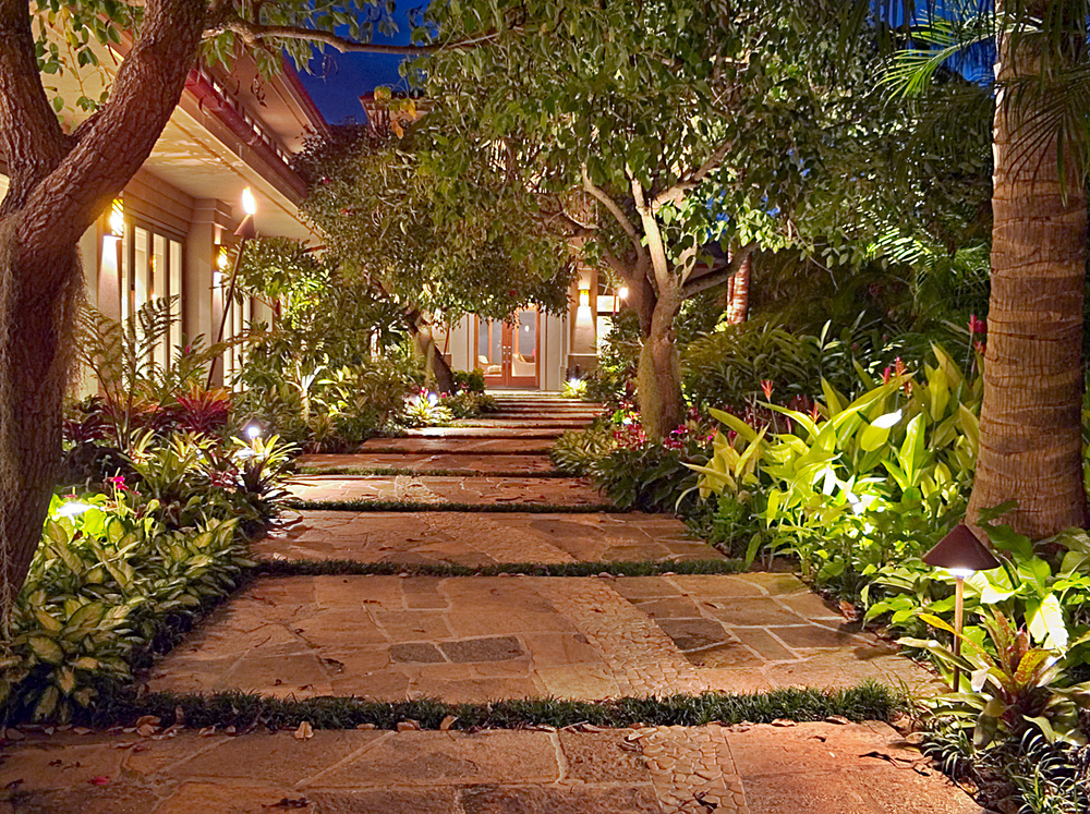 Adc inc maui 39 s award winning design build architecture for Award winning courtyard designs
