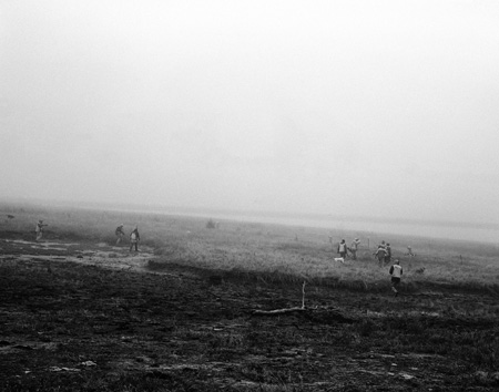 Eli Durst, Hunters in a Fog