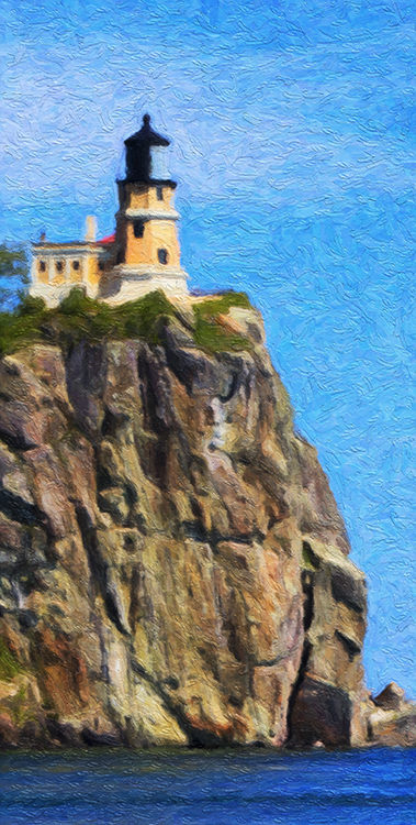 Ralph Stromquist - Split Rock Lighthouse