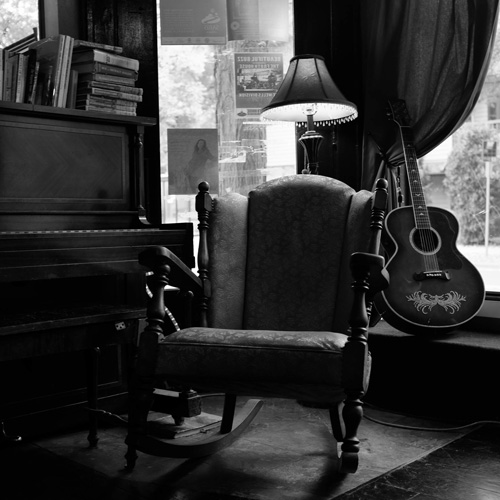 Richard Quinney - I'll See You in My Dreams—Listening to Django Reinhardt at the Coffee House