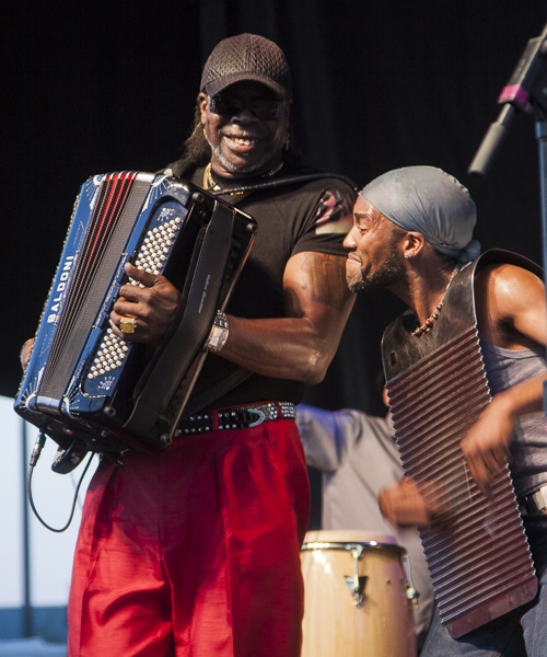 CJ and Washboard, by Tom Miller. All rights reserved.