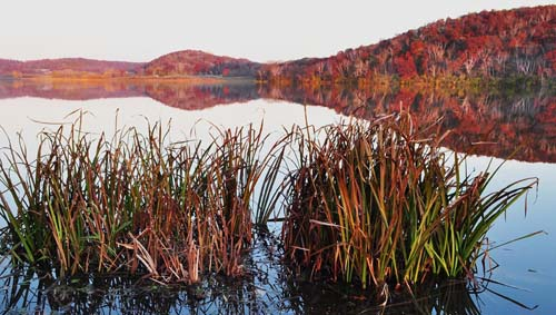 Indian Lake Autumn, by Kurt Westbrook. All rights reserved.