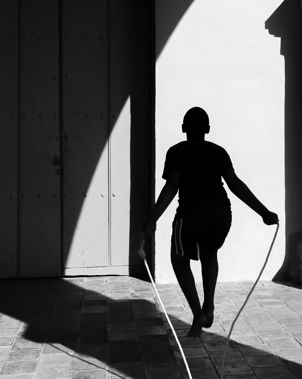Jump Rope, by Eloisa Callender. All rights reserved.