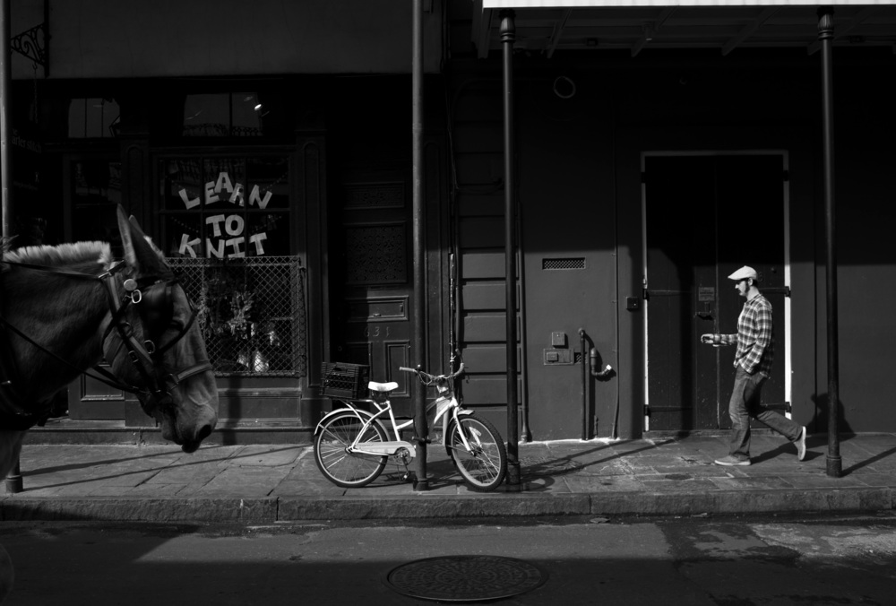 New Orleans 1, by David Zalaznik. All rights reserved.