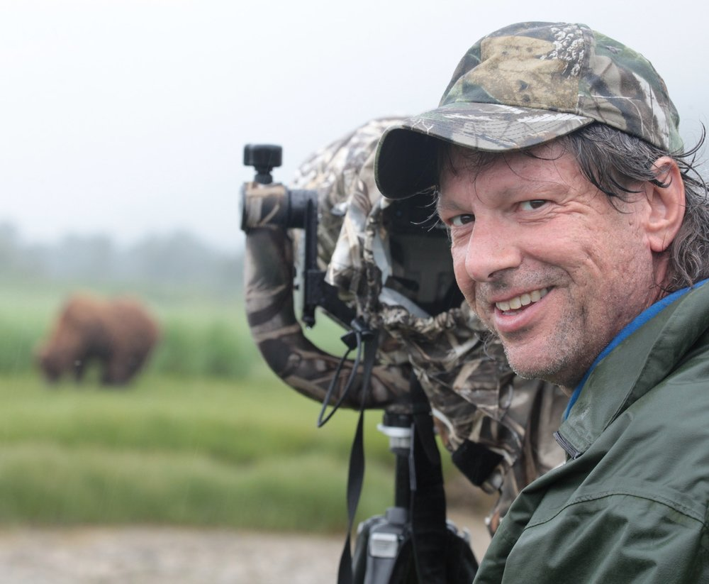 John B. McComb - Wildlife/Outdoor Photographer, Instructor and photo group/nature guide.