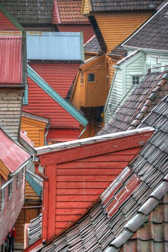 Tyskebryggen Roofscape, by James Moravec. All rights reserved.