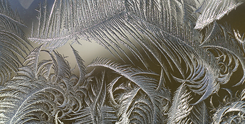 Frost Swirls by Don Sylvester. All rights reserved.