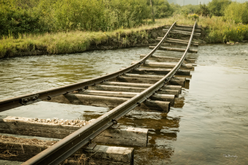 The Other Side of the Tracks by Tim Mulcahy. All rights reserved.
