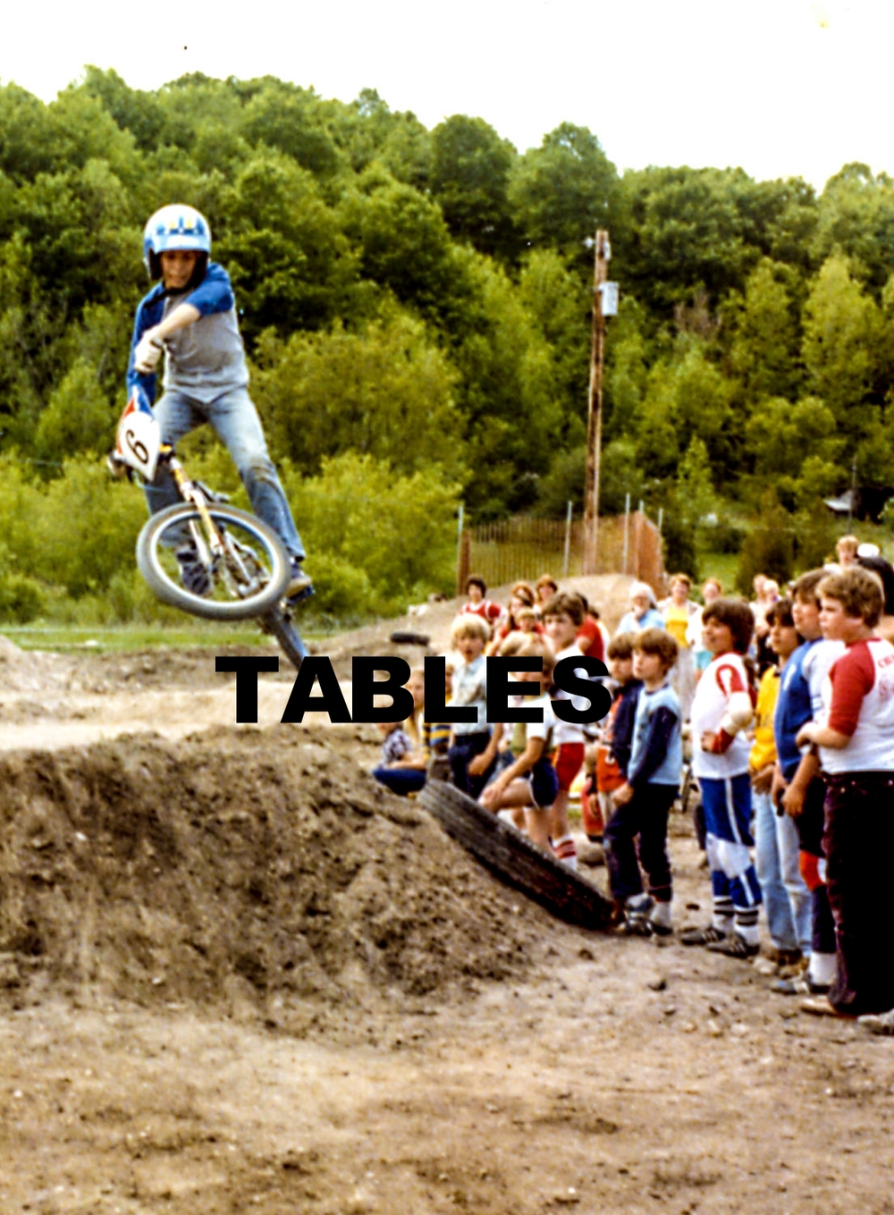 BMX Jumping in Petosky