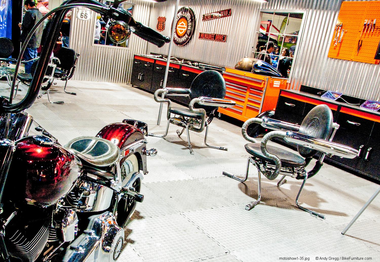 Bicycle Furniture Motorcyle Furniture Ims Bike Furniture Design