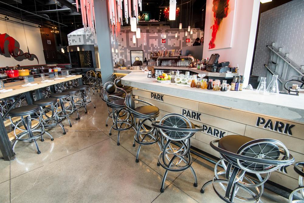 Session kitchen denver co bike furniture design - Furniture that looks like food ...